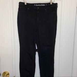 Addition Elle Black Premium Denim Jeans